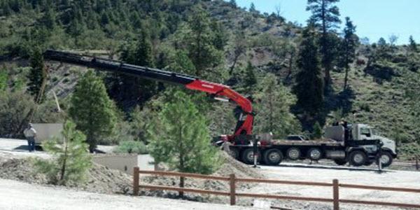 Crane Service Spokane WA