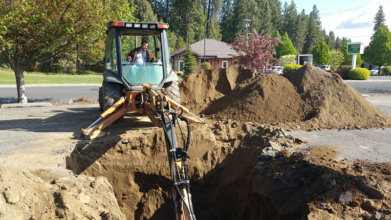 Excavation Company Spokane WA