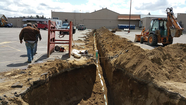 Excavating Contractor Spokane WA