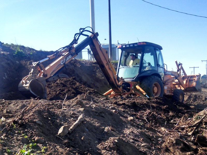 Excavating Contractor Spokane